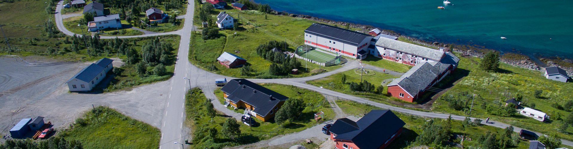 Dronefoto: Frank Rune Isaksen, frikant.no